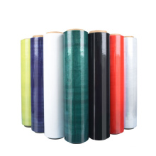 Pack Pallet Color Green Stretch Film with Good Quality LLDPE Stretch Wrapping Film