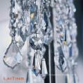 Lámparas de estilo art deco de estilo americano brillante araña de cristal de la sala de estar