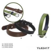 Wholesale Hunting Dog Collar, Leather Dog Collar (YL82417)