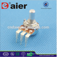 16K6-RE Einstellung Single b50k Gitarrenpotentiometer