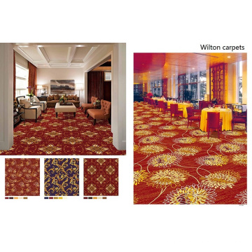 Wilton PP Wall to Wall Hotel Carpet