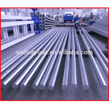zinc-plated steel electrical standard pole