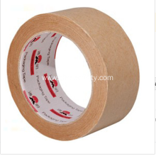 Self Adhesive Customize Logo Kraft Paper Tape for Packing