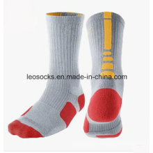 Männer Basketball Customized Elite Großhandel Benutzerdefinierte Sport Dri Fit Socken