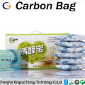 Fformaldehyde adsorption coconut shell activated carbon fiber bag