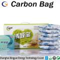 Адсорбция Fformaldehyde скорлупы кокосового ореха активированный мешок углеродного волокна