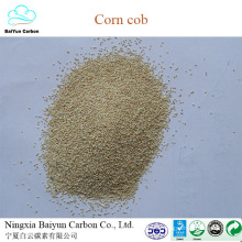 corn cob granular for corn cob mushroom and corn cob animal feed