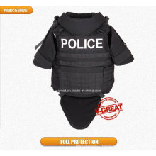 New Design Modular Tactical Bulletproof Vest