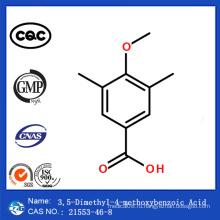CAS 21553-46-8 Китай Фабрика 98% Порошок 3, 5-диметил-4-метоксибензойная кислота