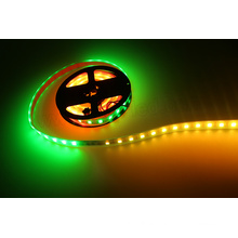 Digital IC type SJ1211 intelligent 12V RGB Pixel LED Strip Light