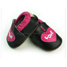 Design Style: Leather Baby Shoes