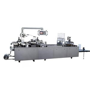 hot sealing full automatic blister card sealer machine