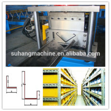 Rack Upright cold roll forming machine