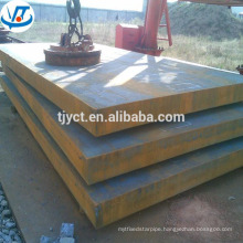 6mm High Manganese steel plate price per ton