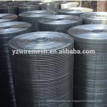 Hebei fábrica de alta calidad galvanizada malla de alambre soldado