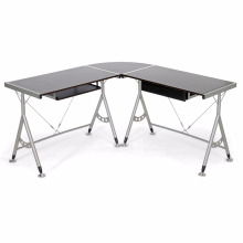 Угловой стол для стекла