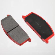 auto spare parts front ceramic brake pads D241 corolla