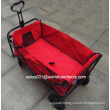Foldable Cart with Adjustable Handle