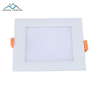 CE 6w rechargeable led emergency light,led panel light price
