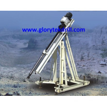 Xq100b Light DTH Drilling Rig