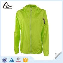Mulheres Windjacket Outdoor Anti-UV Sports Jacket