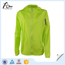 Frauen Outdoor Windjacke Anti-UV-Sportjacke