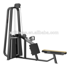 Gimnasio comercial Máquina de ejercicio cable de fila baja XP20