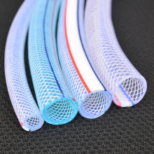 Braid Reinforced Clear PVC Tubing