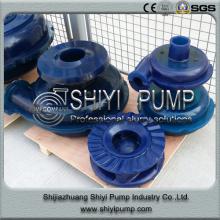 Polyurethane Wear Resistant Long Lifetime Pump Frame Plate Liner Insert