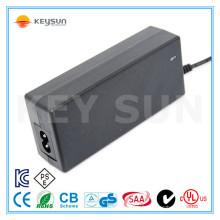 Adaptateur AC / CC 15V 4A Adaptateur 100-240 V Entrée C14 ou C8 et connecteur DC 5,5 * 2,1 mm ou 5,5 * 2,5 mm