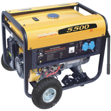 CE GS silent WH5500 4KW Generating Home Generator air cooled