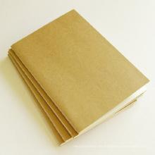 Material de oficina Material de oficina Suministro escolar Cuaderno de tapa blanda personalizado