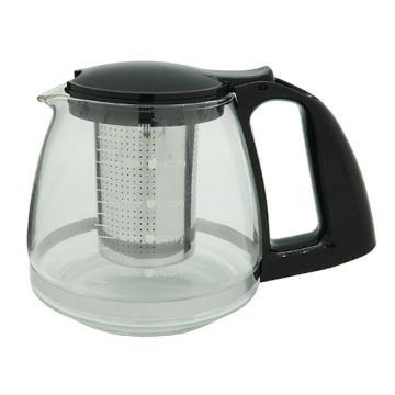 Tetera vidrio con filtro tetera 800ml