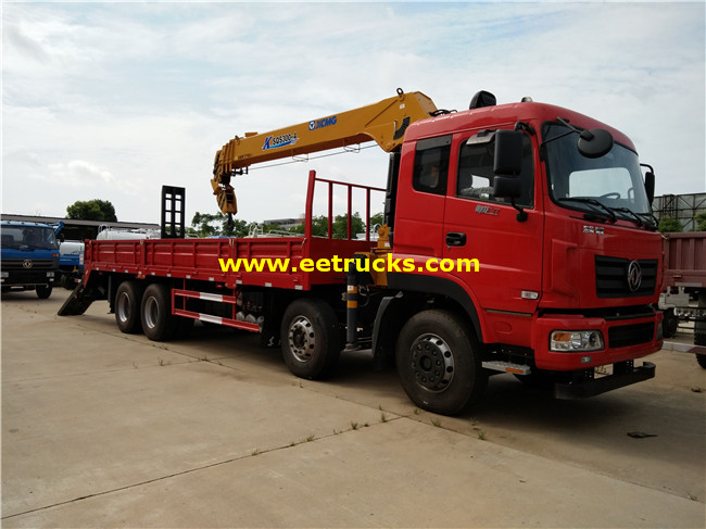 8x4 20ton Truck Mounted Cranes
