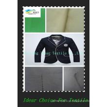 tecido de uniforme escolar uniforme/traje