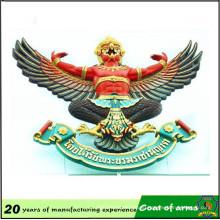 Custom Thailand National Emblem