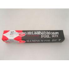 aluminium foil wrap