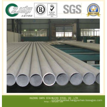 ASTM A213 Seamless Stainless Steel Heat Exchanger Pipes