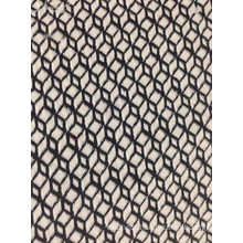 cotton  22% polyester T/C jacquard knit fabric