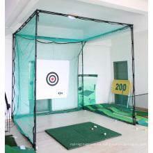 Venta caliente Práctica de golf barato red y jaula / golf chipping redes / tienda de práctica de golf
