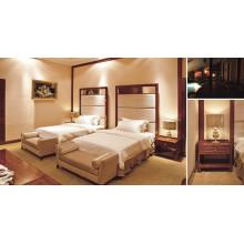 Ensemble de chambre à coucher moderne pour meubles de luxe