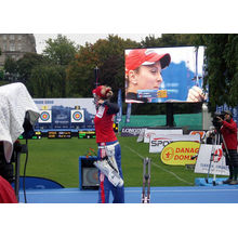 Steady 160x160mm Stage Led Screens , Led Video Wall