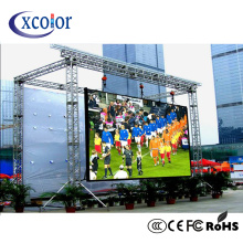 Outdoor Full Color P4.81 Verhuur LED Display