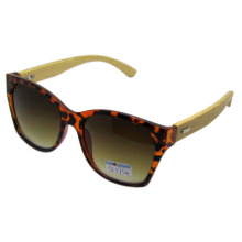 Attraktive Design Mode Wooden Sonnenbrille (sz5754)
