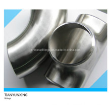 Polished Seamless Bw Sanitary Stainless Steel Pipe Fittings