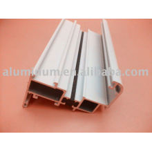 Thermal break aluminum profiles