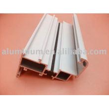 Perfis de alumínio de corte térmico