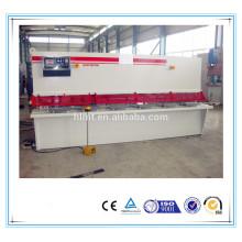 Cizalla manual hidráulica QC12Y 8x2500, máquina de corte manual