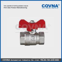Válvula de gas de latón para el fabricante