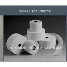 Thermal Rolls for Cash Registers Cutting Machine